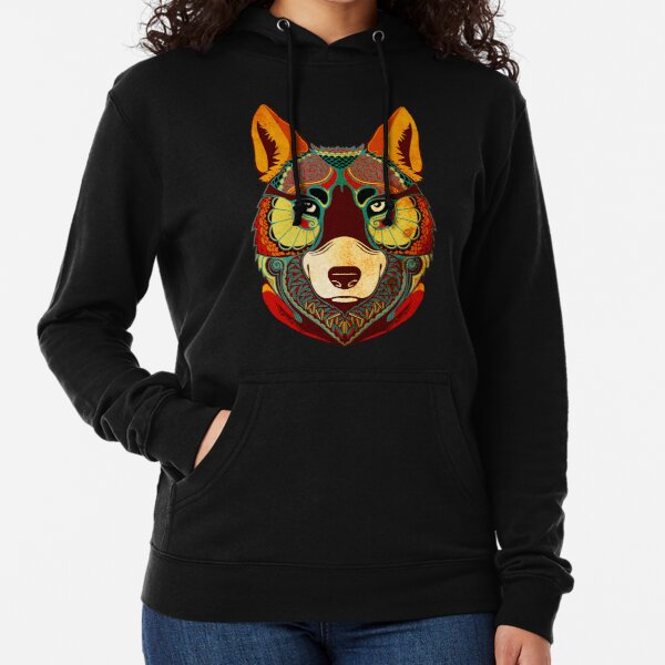 The Wolf Leichter Hoodie