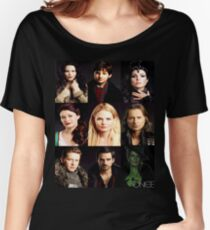 Characters Zelena Edition Women's Relaxed Fit T-Shirt