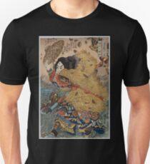 Kinhyōshi yōrin hero of the Suikoden 02351 T-Shirt