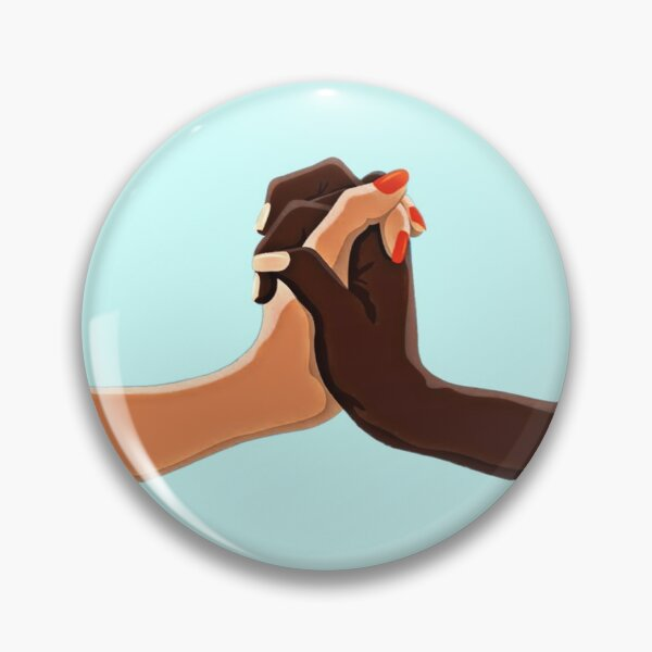 I'm Your Friend, Black and natives lives matter  Pin