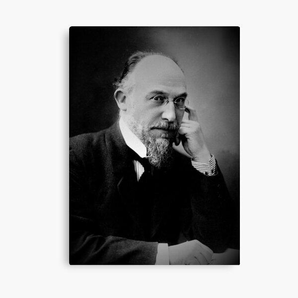 Erik Satie Lienzo