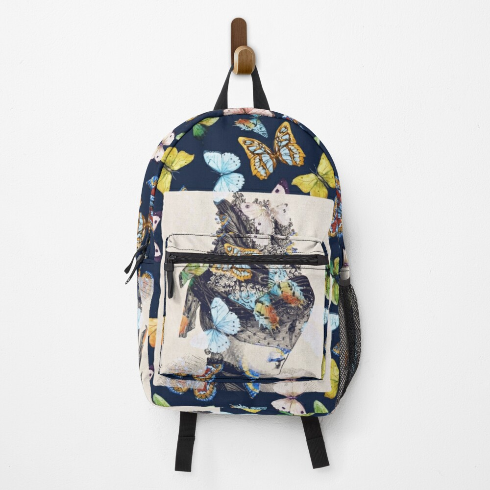 The Butterfly Collector Backpack