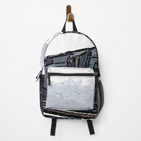 Leicester City 92214 steam train  Backpack