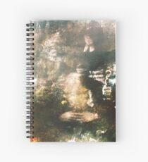 Le Deuil Spiral Notebook