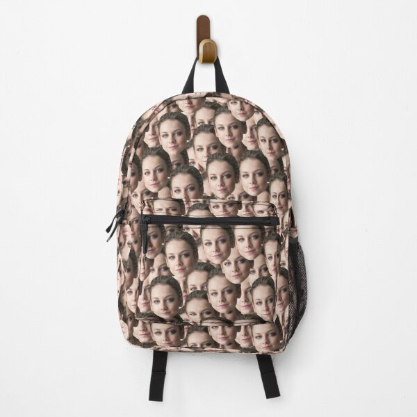 Ester Expósito Pattern Backpack