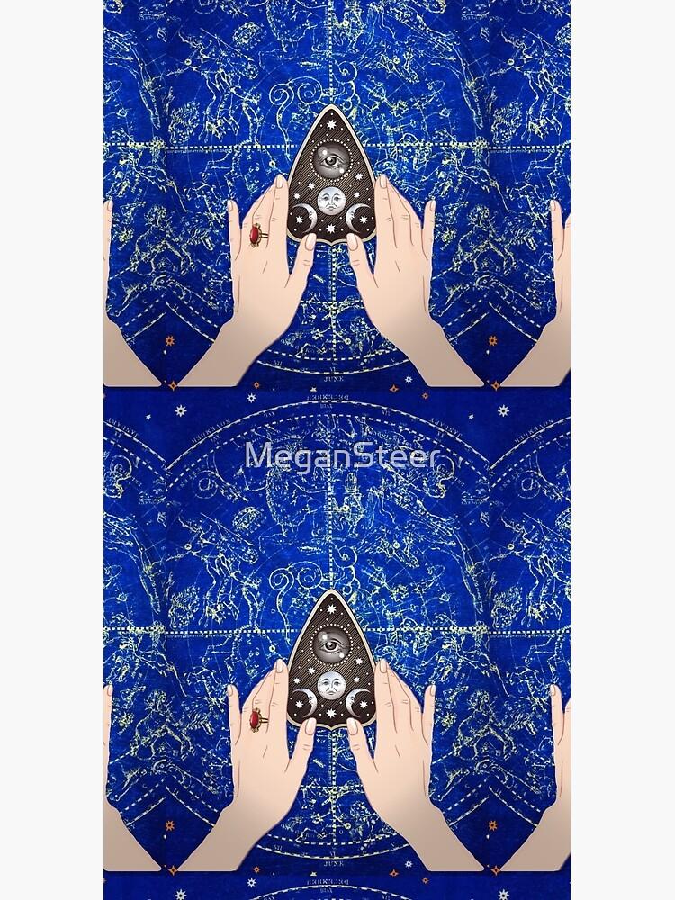 The Worlds at Her Fingertips by MeganSteer
