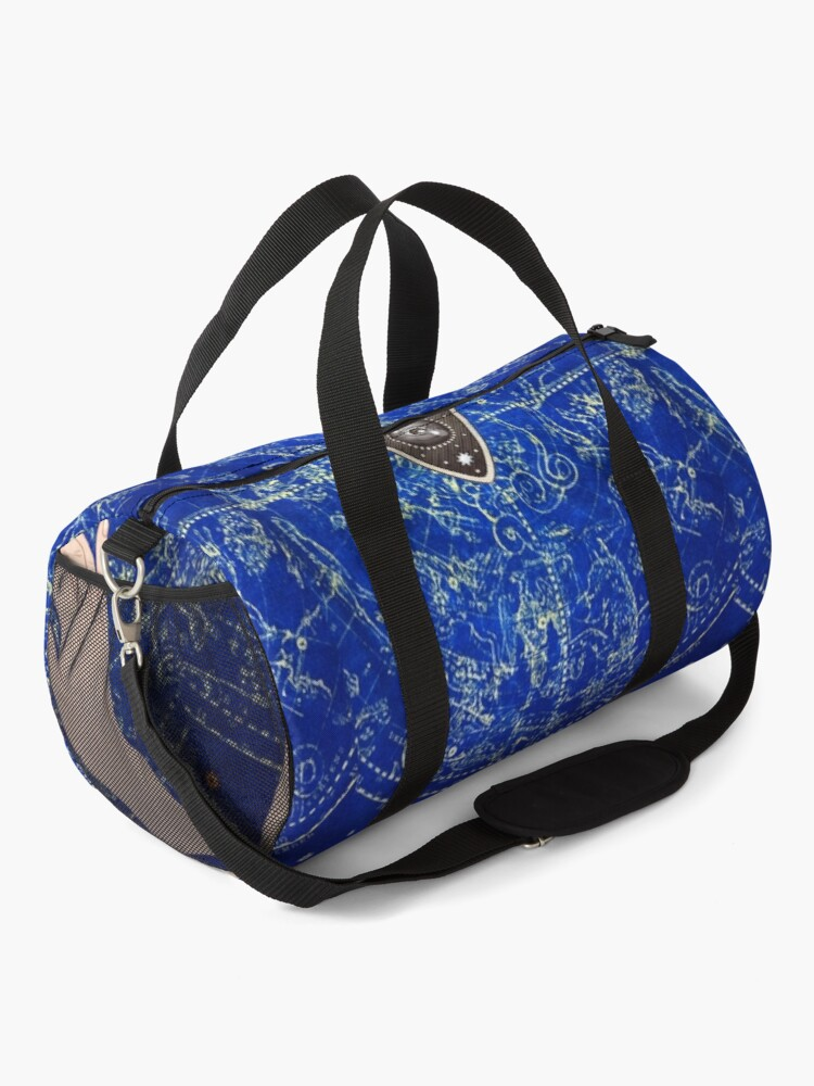 Alternate view of The Worlds at Her Fingertips Duffle Bag