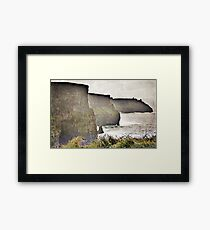 You Played Dead Framed Print