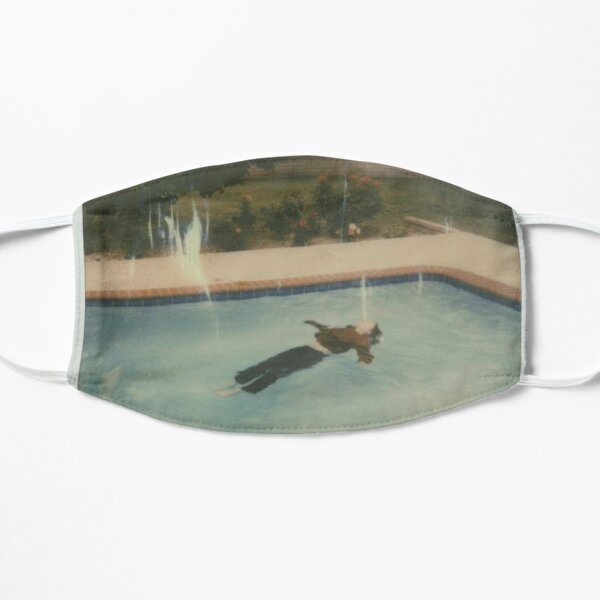 Girl in Red - dead girl in the pool  Mask