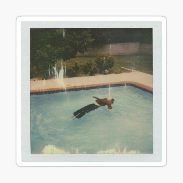 Girl in Red - dead girl in the pool  Sticker