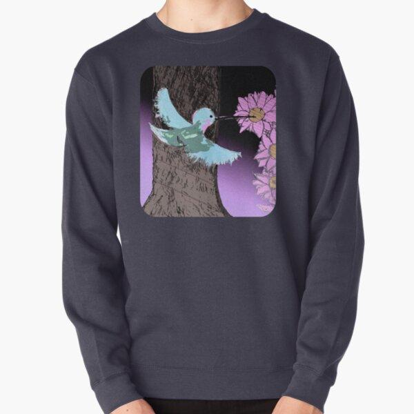 Humming Bird by Dre Pullover Sweatshirt