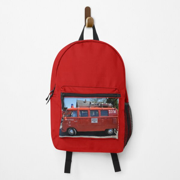 Fire service VW Bulli T-2 Backpack