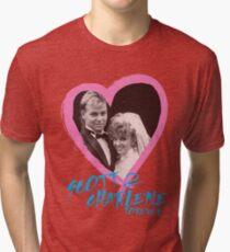 Scott & Charlene forever Tri-blend T-Shirt