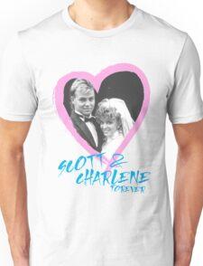 Scott & Charlene forever Unisex T-Shirt