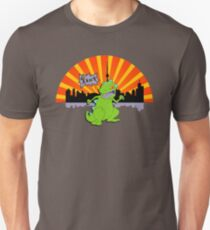 Reptar in da sity Unisex T-Shirt