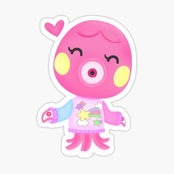 Marina Animal Crossing  Sticker