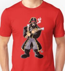 Pirate Trader Jack Unisex T-Shirt