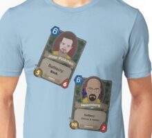 BB hearthstone jesse and walter Unisex T-Shirt