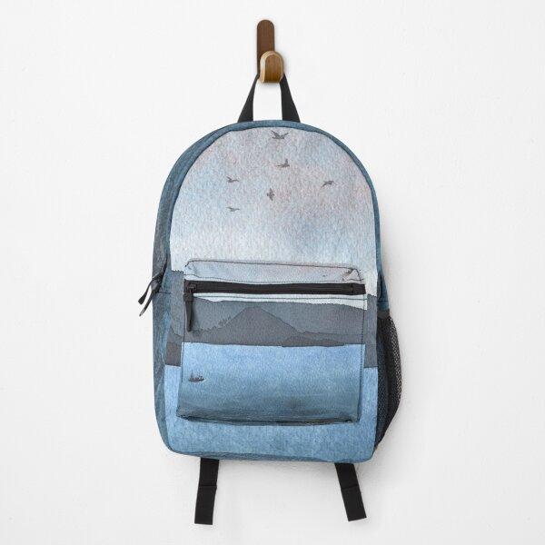 Berwick Law and Craig Leith, November 2018 Backpack