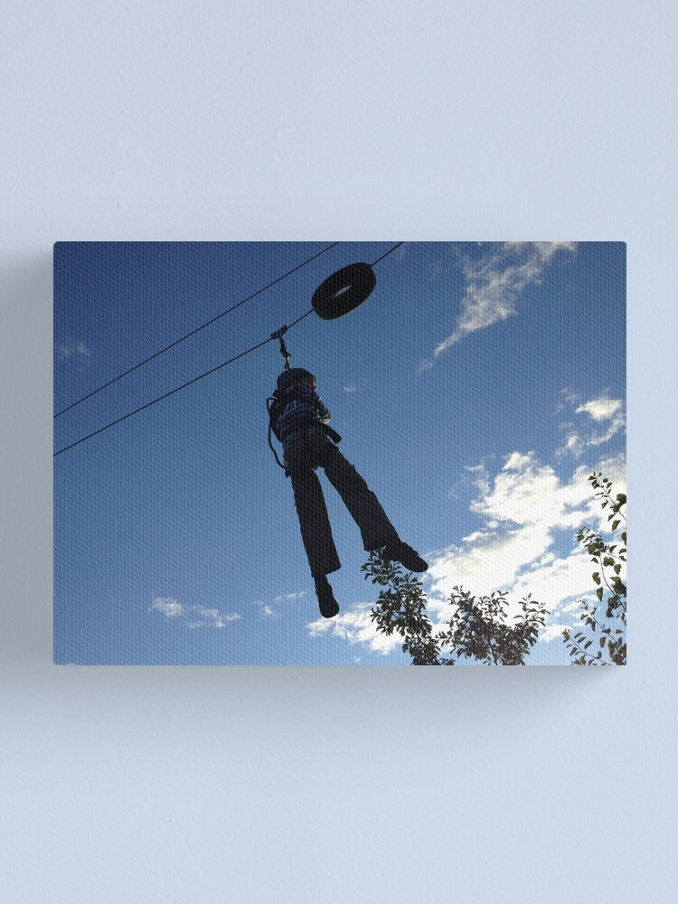 Alternate view of Hanging Canvas Print