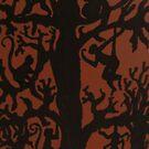 Spider Monkey Tree by George Hunter