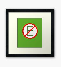 Expendable Lad Framed Print
