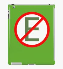 Expendable Lad iPad Case/Skin
