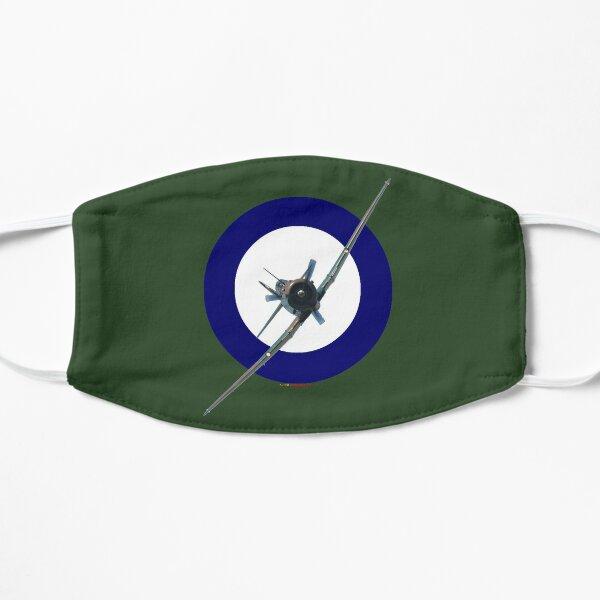 Pacific WW2 RAAF Roundel Wirraway VH-WWY 20190407 Flat Mask