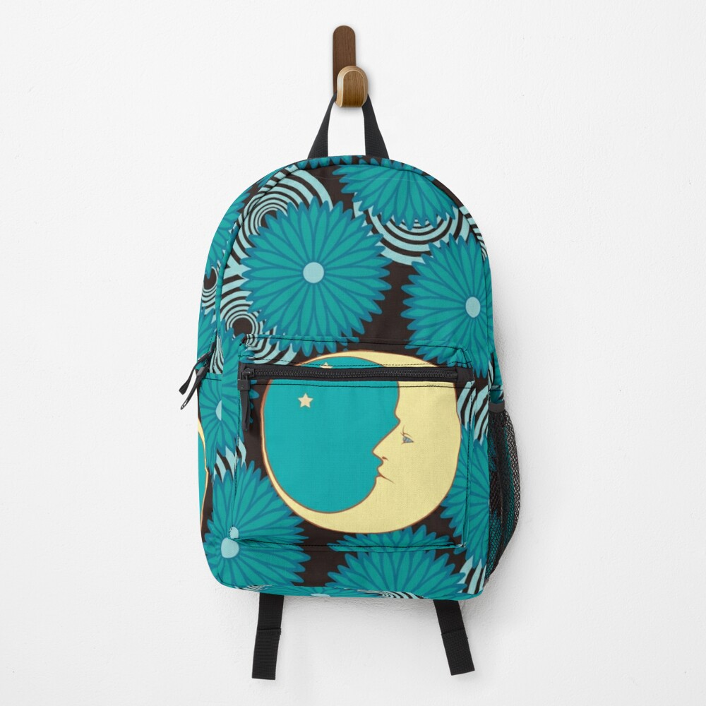 Moon in the Flowers Backpack