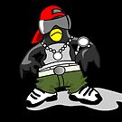 Hip Penguin by pjwuebker