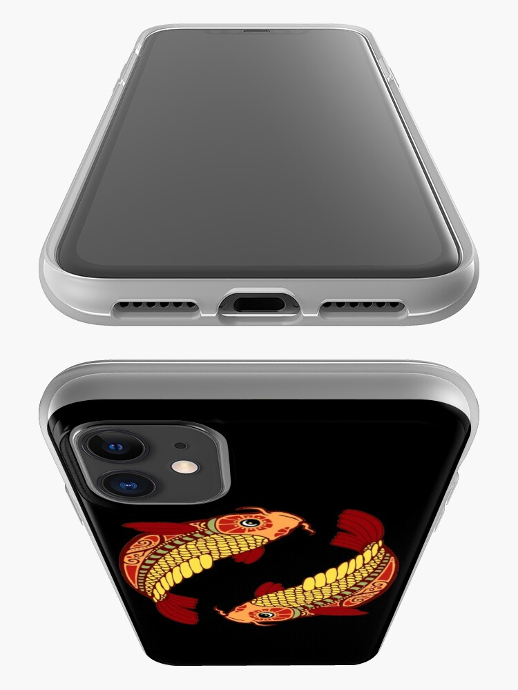 Alternative Ansicht von Pisces iPhone-Hülle & Cover