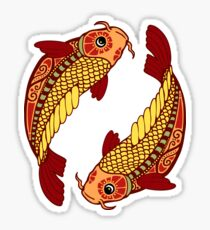 Pisces Sticker