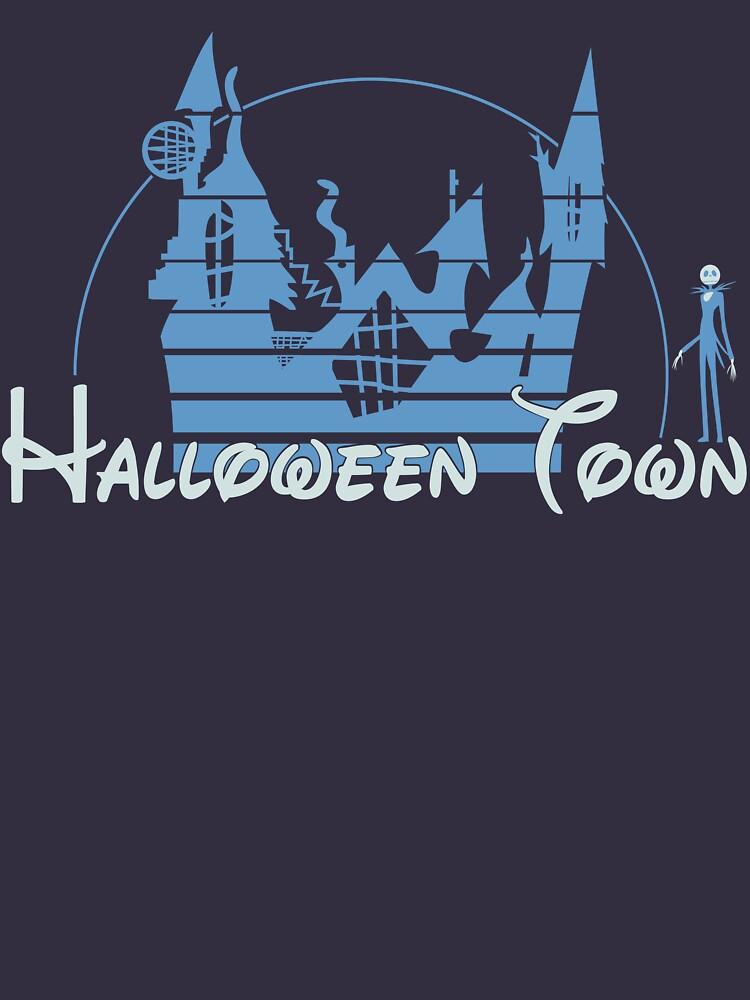Halloween Town | Unisex T-Shirt