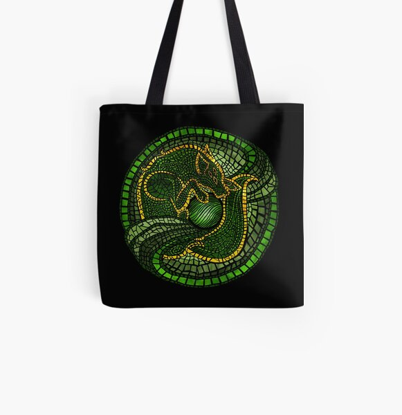 By the Dread Wolf's Design All Over Print Tote Bag