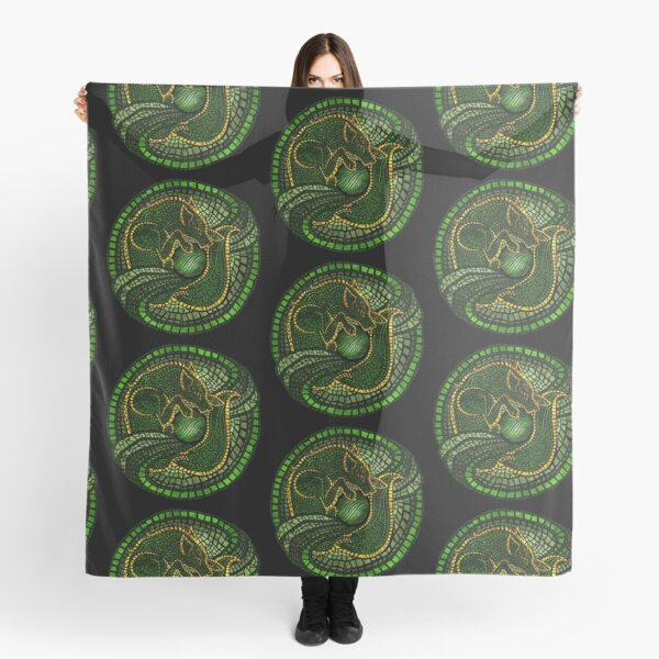 By the Dread Wolf's Design Scarf