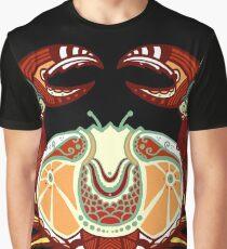 Cancer Grafik T-Shirt
