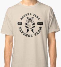 Ahsoka Tano Defense Team (black text) Classic T-Shirt