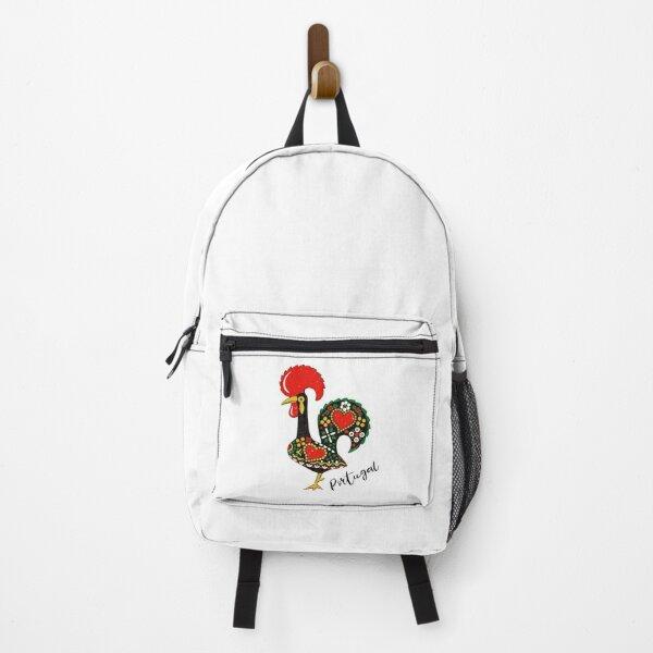 Galo de Barcelos Portuguese Rooster Backpack