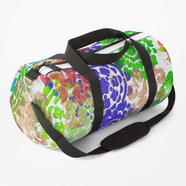 Polo-Geo (Simple Yet Intricate) Duffle Bag