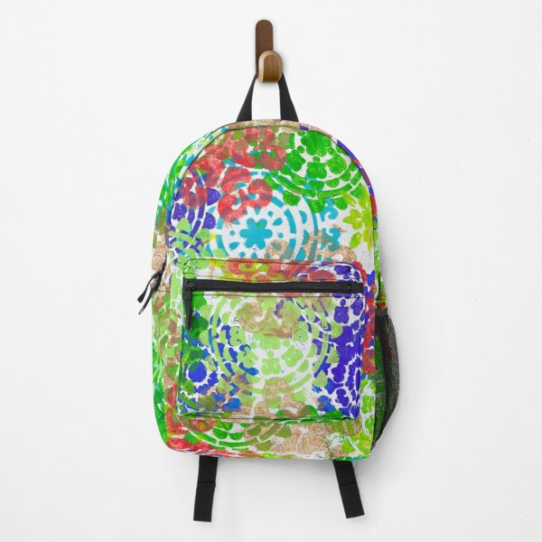 Polo-Geo (Simple Yet Intricate) Backpack