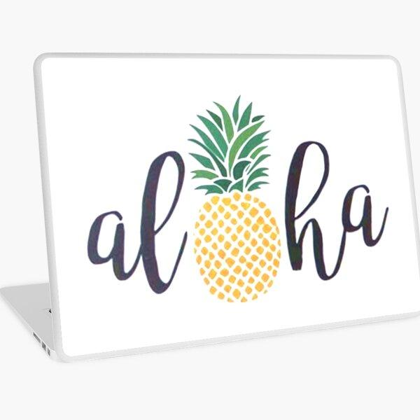 aloha Skin adhésive d'ordinateur