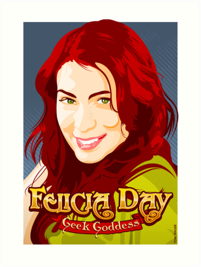 Geek Goddess  by Tom Trager