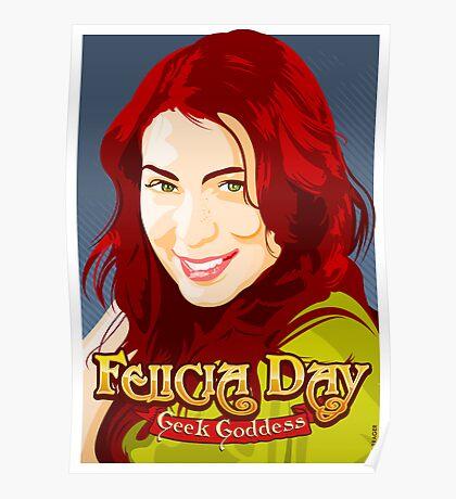 Geek Goddess  Poster