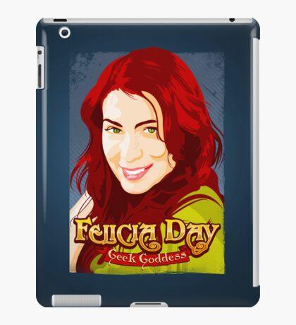 Geek Goddess  iPad Case/Skin