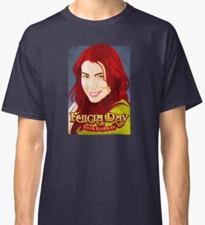 Geek Goddess Camiseta clásica