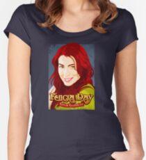 Geek Goddess  Women's Fitted Scoop T-Shirt