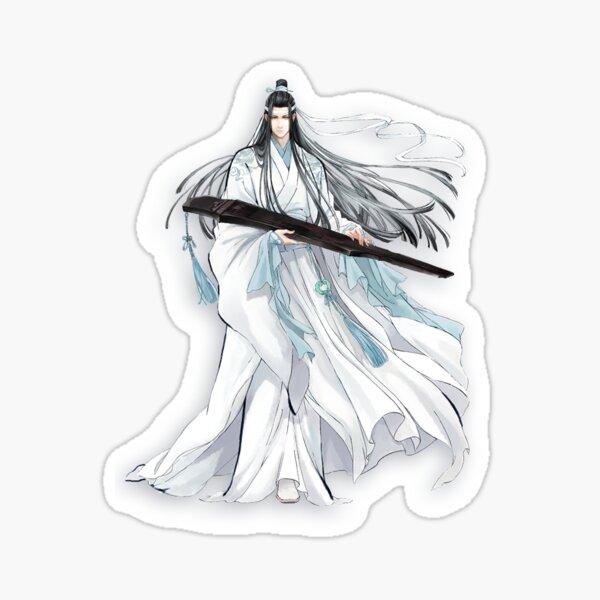 Lan Wangji de Mo Dao Zu Shi Sticker