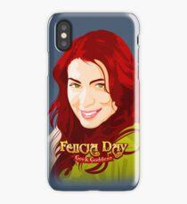 Geek Goddess  iPhone Case/Skin