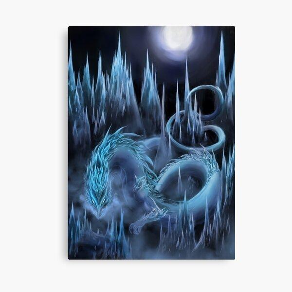 jormag guild wars 2 Canvas Print