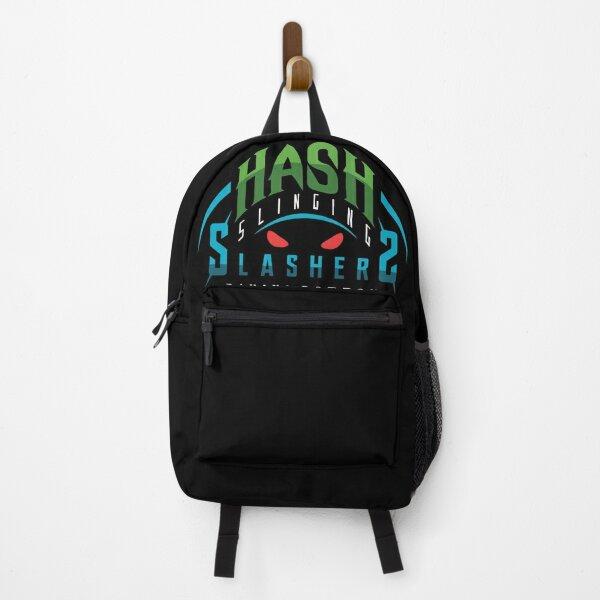 Hash Slinging Slasher/Sports Logo Backpack